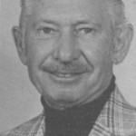 Leroy Gerner, Novato Citizen of the Year 1972
