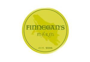 Finnegan's Marin logo 2019